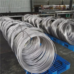 316/316L Stainless Steel Seamless Coil Tube BA tube